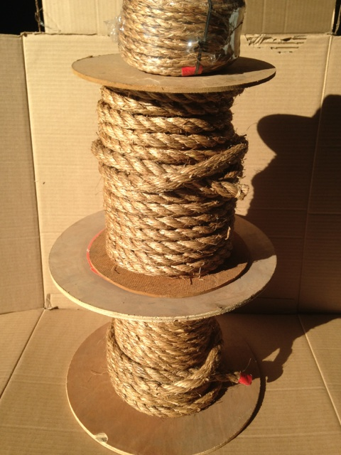 Sisal by Pacific Fibre and Rope