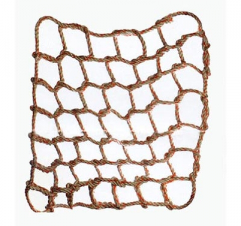 Cargo climbing nets by Pacific Fibre and Rope