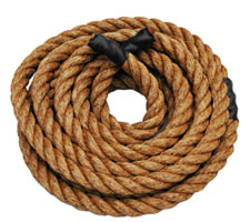 Mnila Undulation Rope by Pacific Fibre and Rope